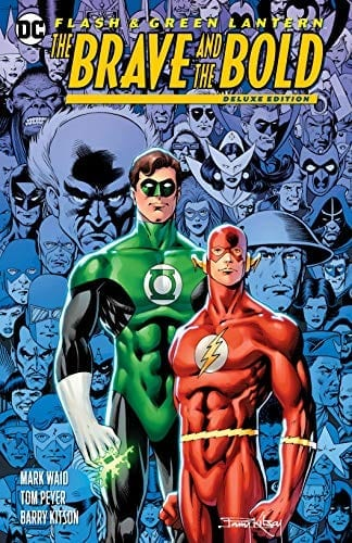 Descargar The Brave and The Bold Flash y Green Lantern comic