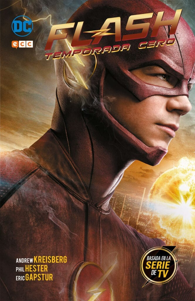 Descargar The Flash Temporada Cero comic