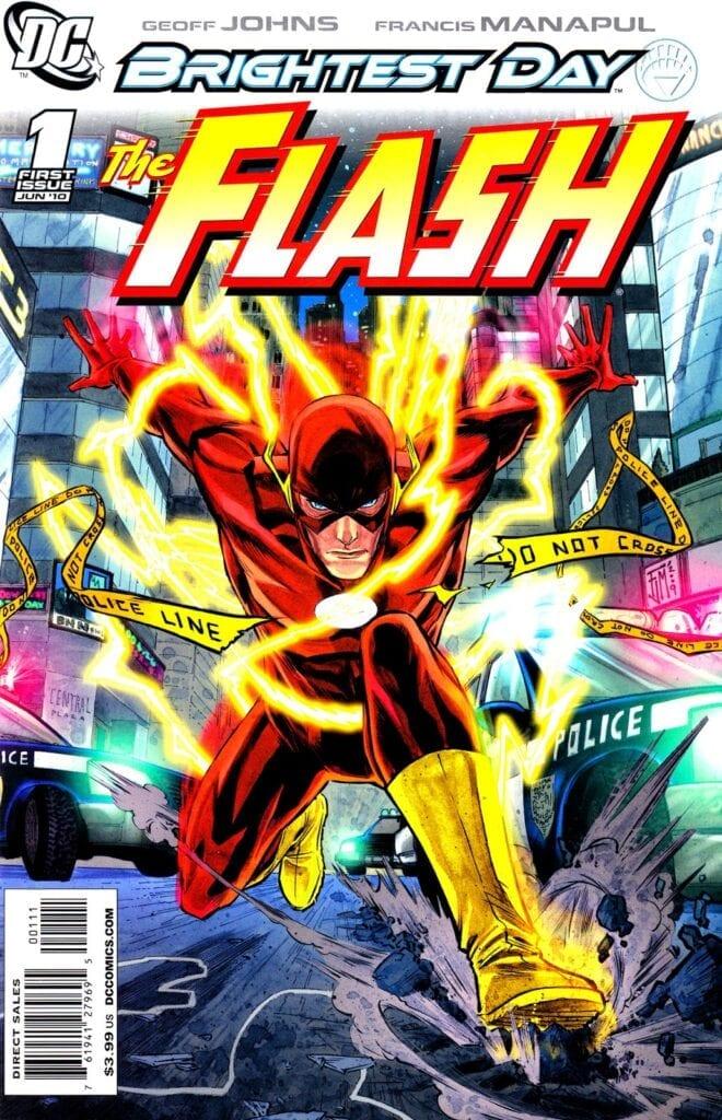 Descargar The Flash Volumen 3 comic