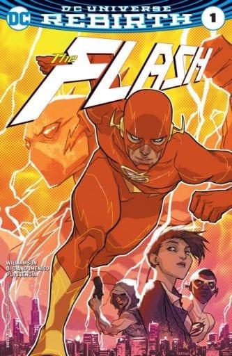 Descargar The Flash Volumen 5 comic