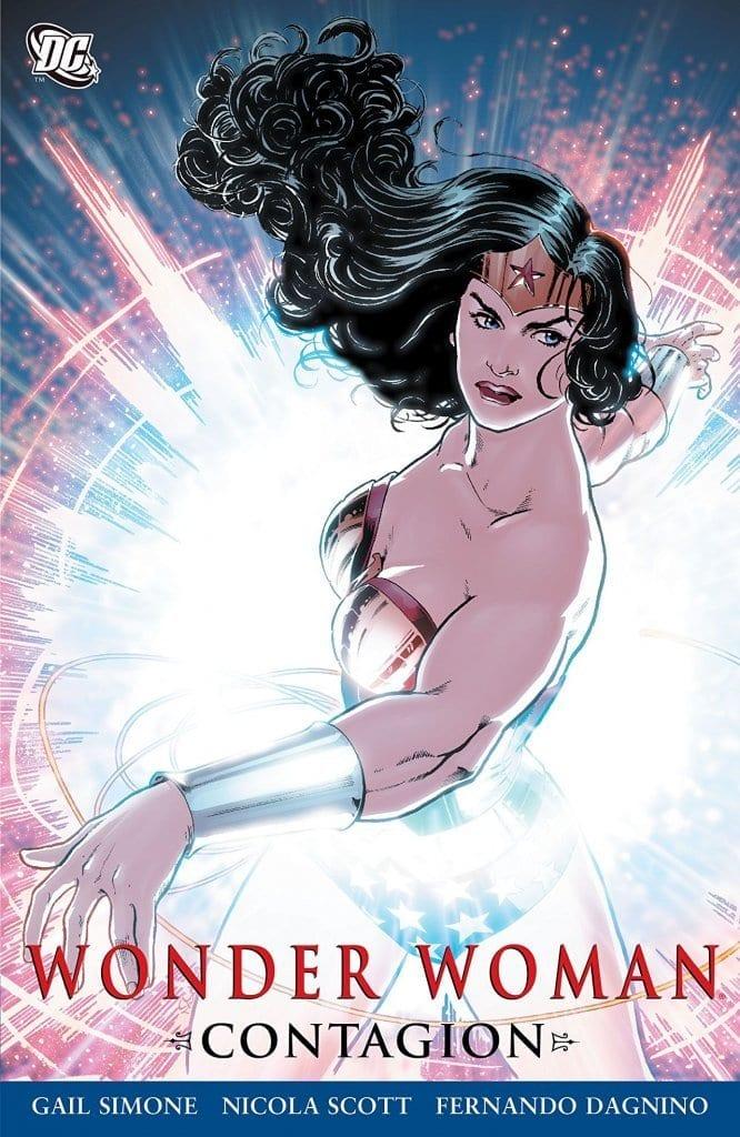 Descargar Wonder Woman Contagion comic