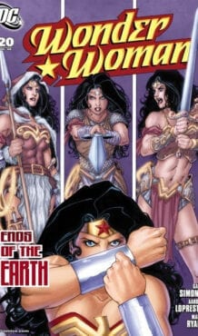 Comic completo Wonder Woman: Ends of the Earth