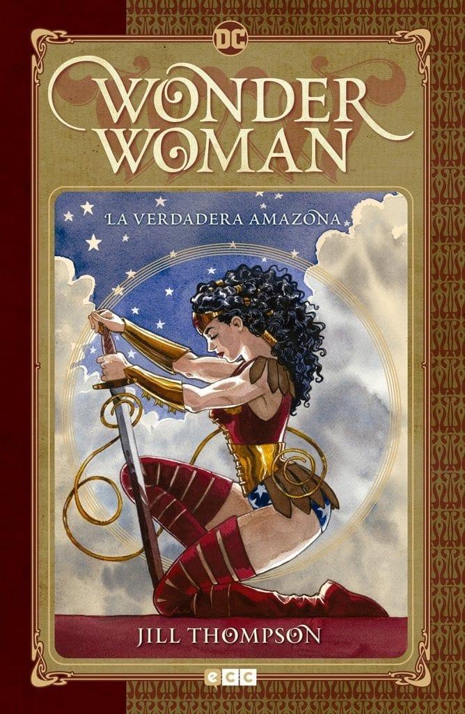 Descargar Wonder Woman La Verdadera Amazona comic