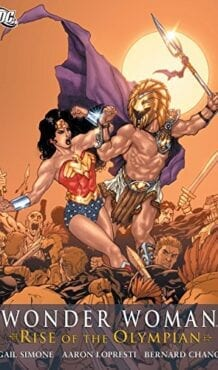 Comic completo Wonder Woman: Rise of the Olympian