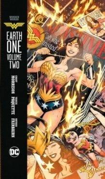 Comic completo Wonder Woman: Tierra Uno Volumen 2