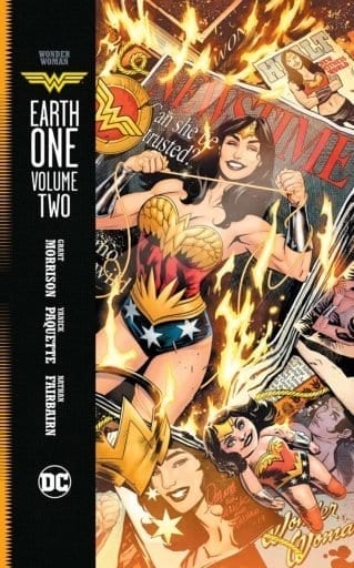 Comic completo Wonder Woman: Tierra Uno Volumen 2