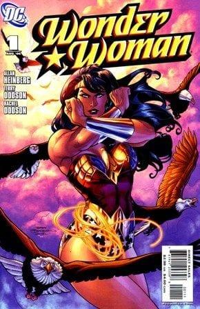 Descargar Wonder Woman Volumen 3 comic