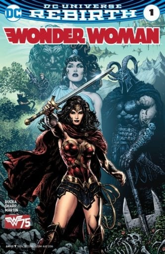 Comic completo Wonder Woman Volumen 5