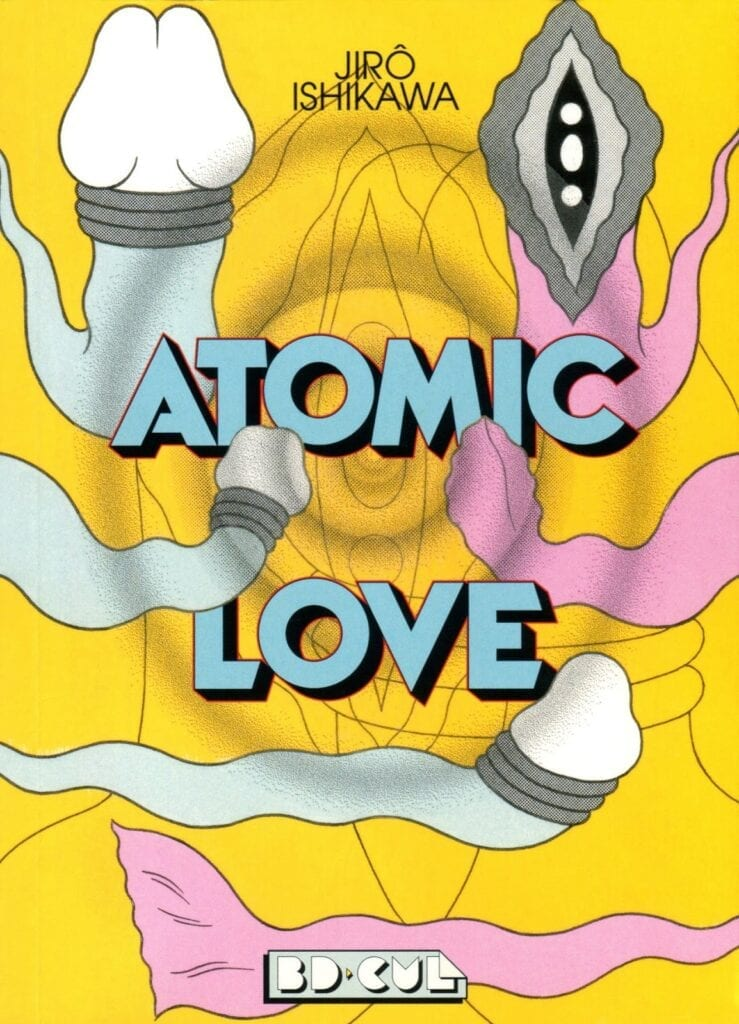 Descargar ATOMIC LOVE manga