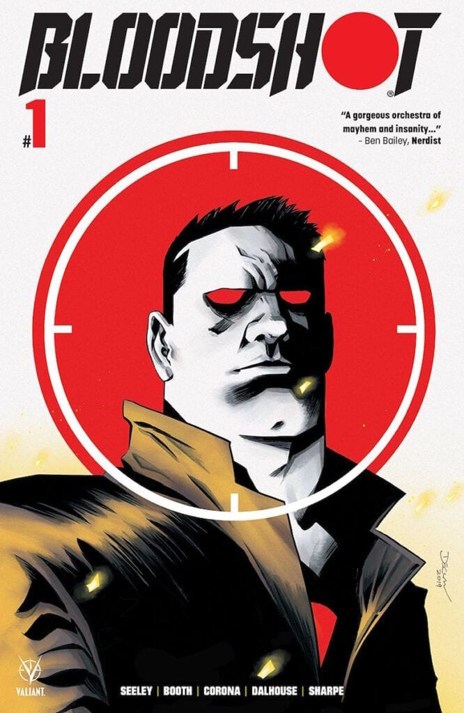 Descargar BLOODSHOT VOL 4 comic