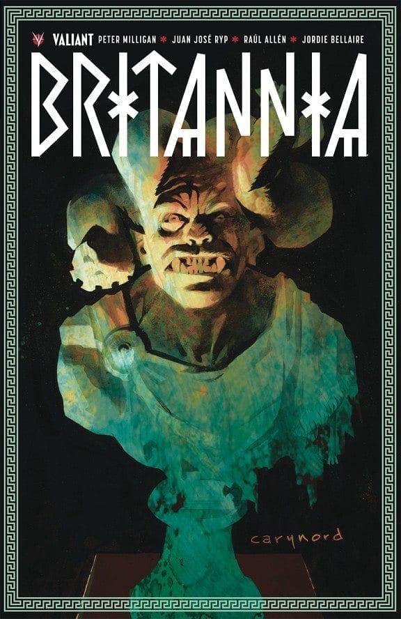 Descargar Britannia comic
