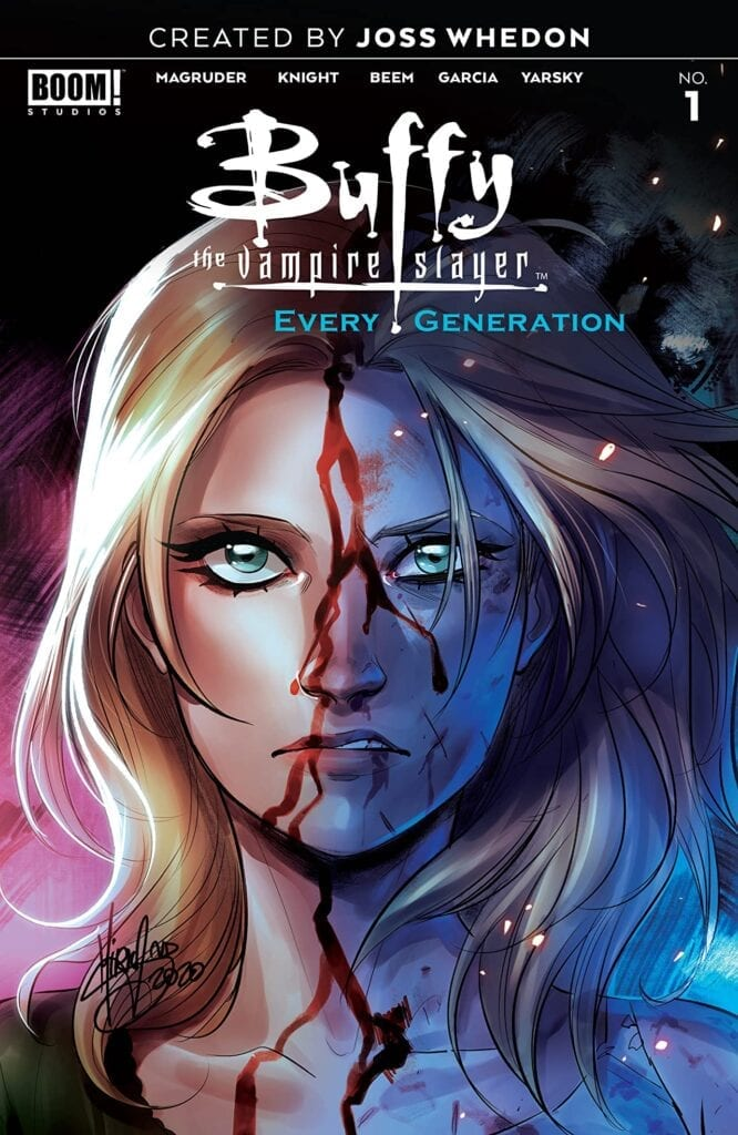 Comic completo Buffy The Vampire Slayer: Every Generation