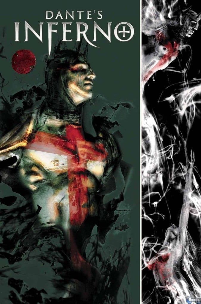 Descargar Dante's Inferno comic