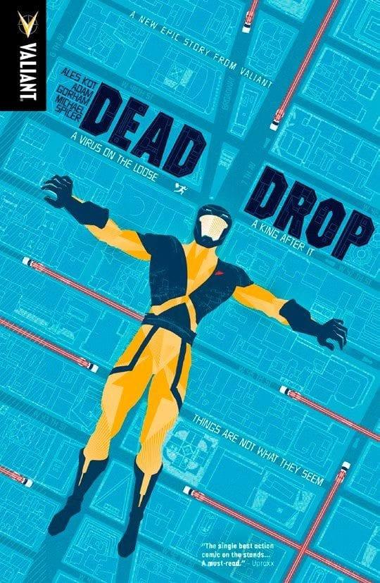 Descargar Dead Drop comic