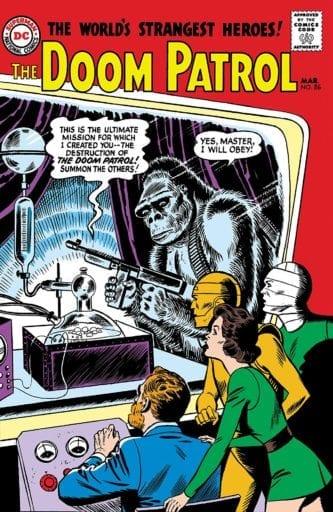 Descargar Doom Patrol Volumen 1 comic