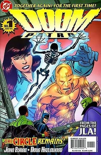 Descargar Doom Patrol Volumen 4 comic
