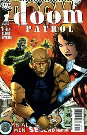 Descargar Doom Patrol Volumen 5 comic