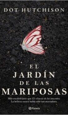 Libro completo El jardín de las mariposas