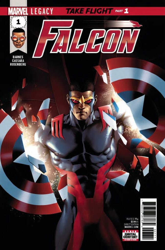 Comic completo Falcon Volumen 2