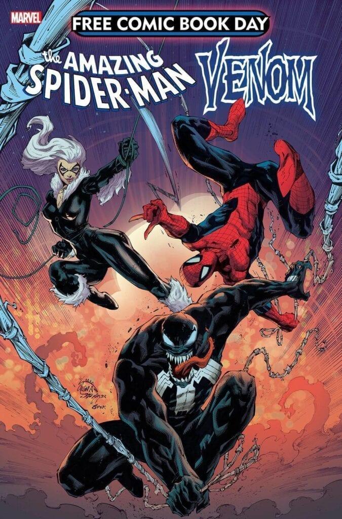 Comic completo Free Comic Book Day 2020