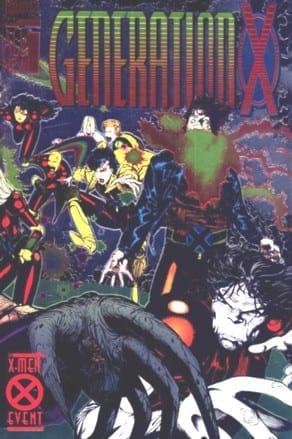 Comic completo Generation X Volumen 1
