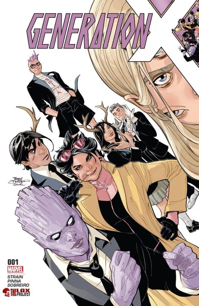 Comic completo Generation X Volumen 2