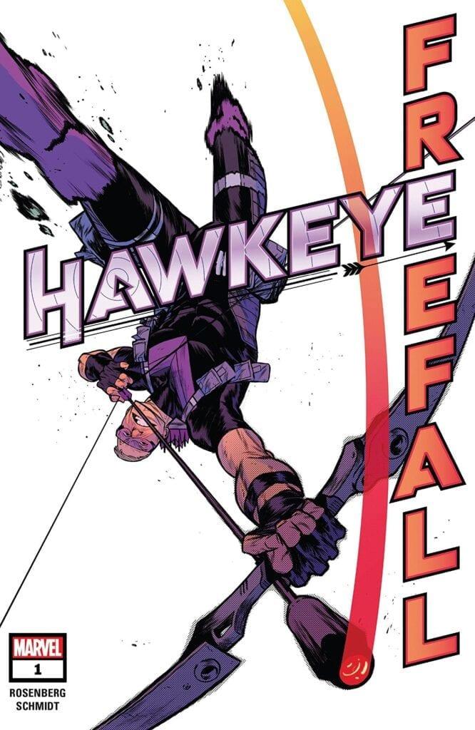 Comic completo Hawkeye: Freefall Volumen 1
