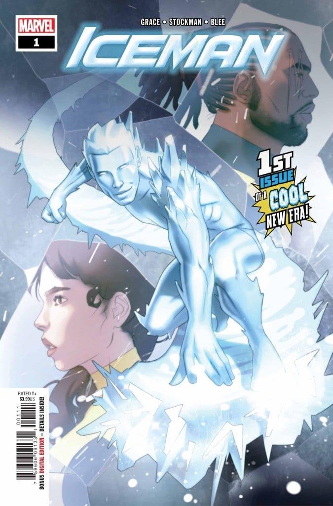 Comic completo Iceman Volumen 4