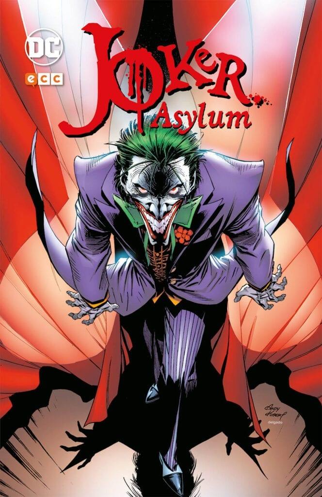 Comic completo Joker's Asylum