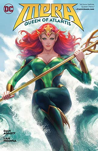 Descargar Mera Queen of Atlantis comic