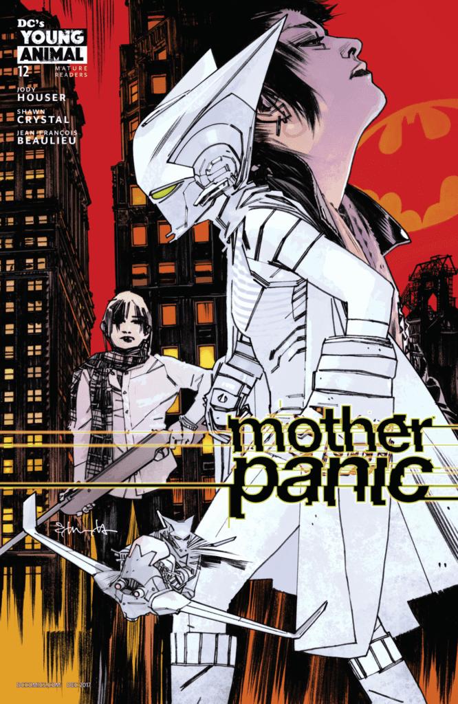 Descargar Mother Panic Volumen 1 comic