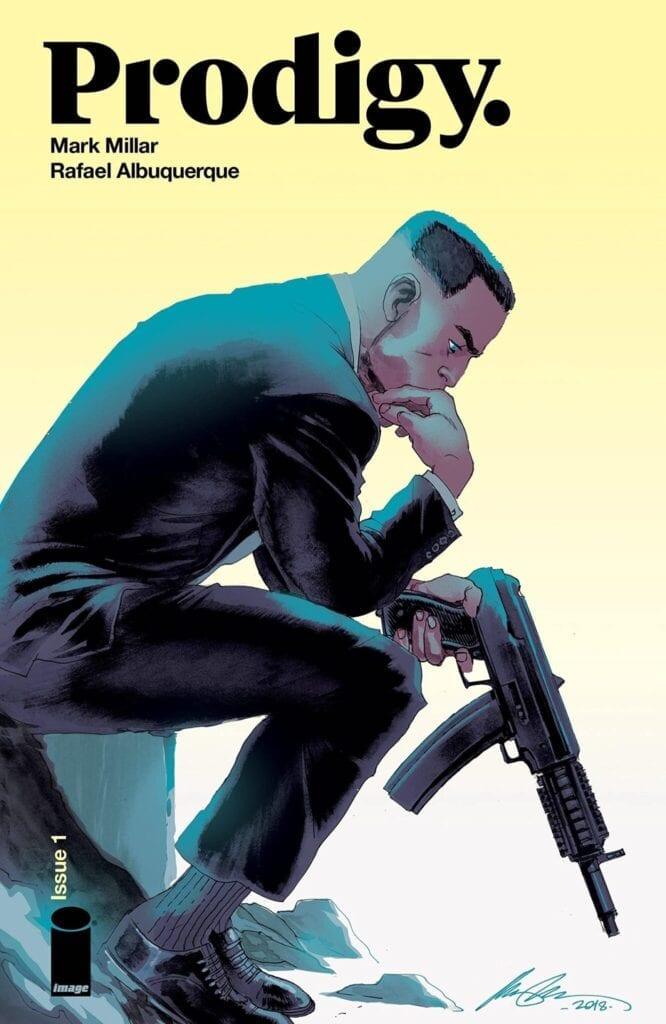 Descargar Prodigy Volumen 1 comic