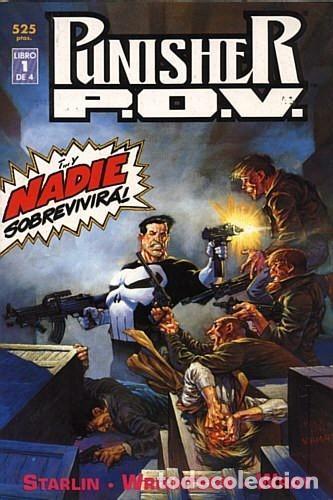Descargar Punisher P.O.V. comic