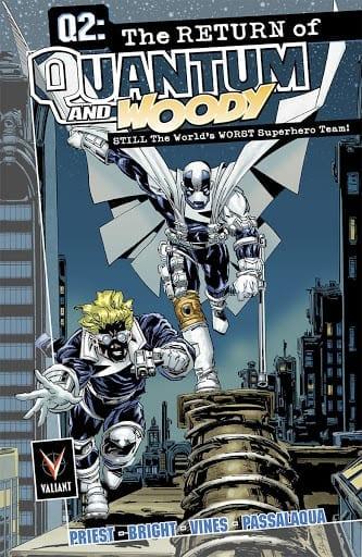 Descargar Q2 The Return of Quantum Woody comic