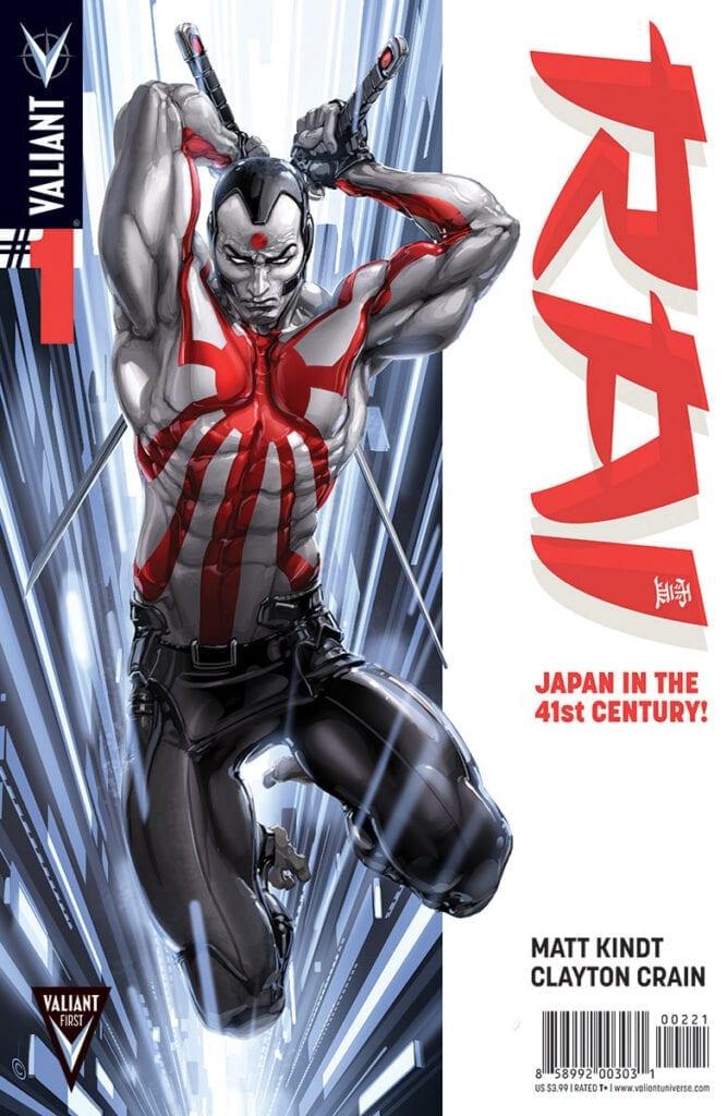 Descargar RAI volumen 3 comic