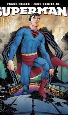 Comic completo SUPERMAN AÑO UNO