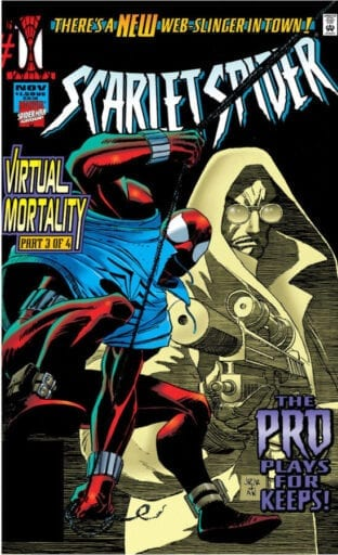 Descargar Scarlet Spider Volumen 1 comic