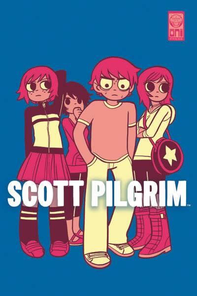 Descargar Scott Pilgrim comic
