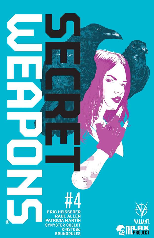 Comic completo Secret Weapons Vol 2