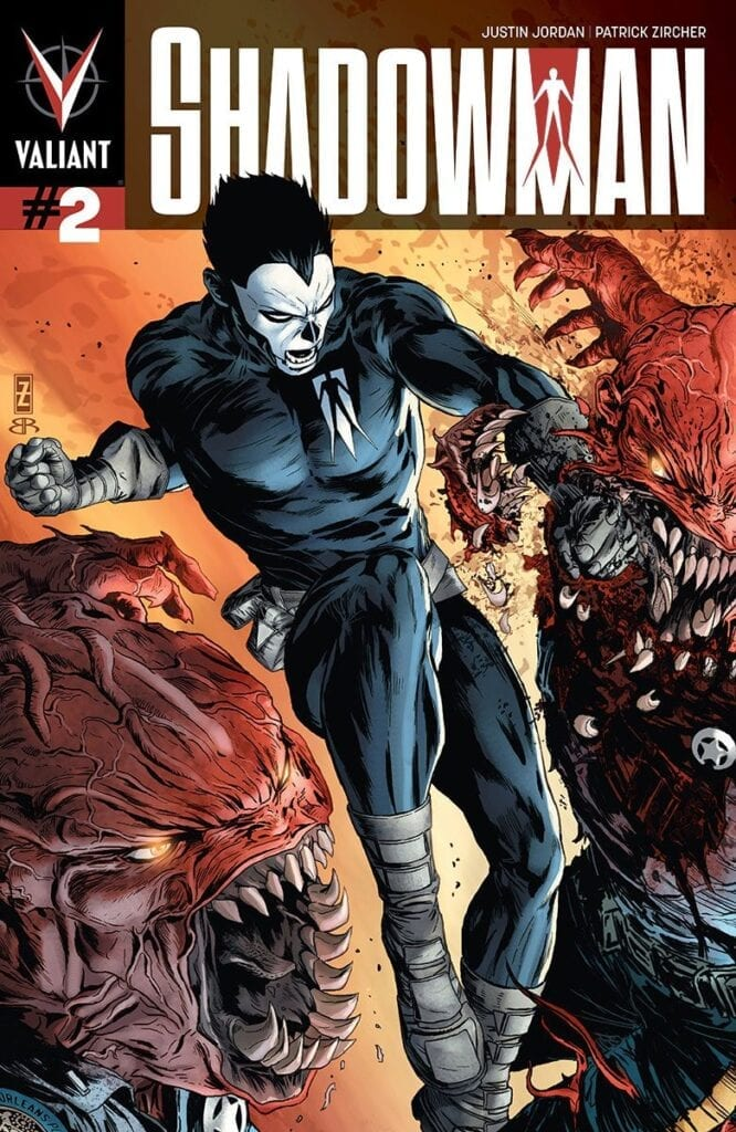 Comic completo Shadowman volumen 4