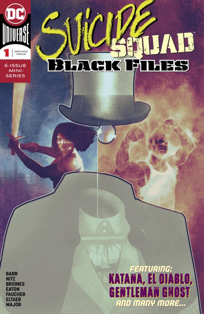 Comic completo Suicide Squad: Black Files Volumen 1