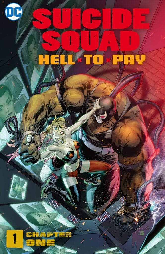 Descargar Suicide Squad Hell To Pay comic