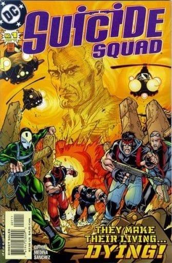 Descargar Suicide Squad Volumen 2 comic