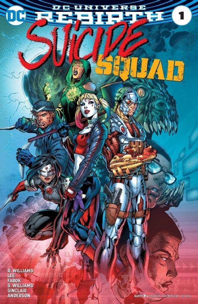 Comic completo Suicide Squad Volumen 5