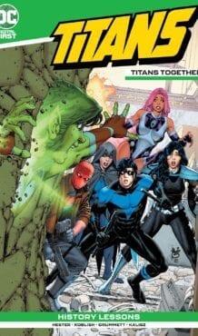 Comic completo TITANS TOGETHER