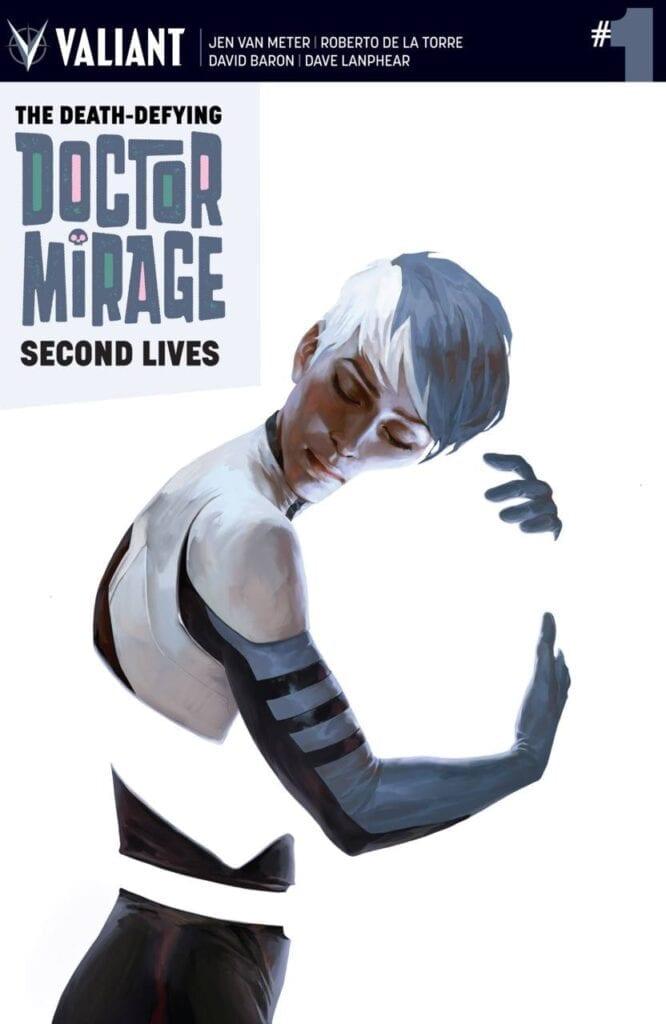 Descargar The Death Defying Doctor Mirage Second Lives comic