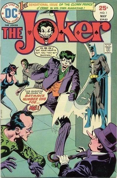 Descargar The Joker comic