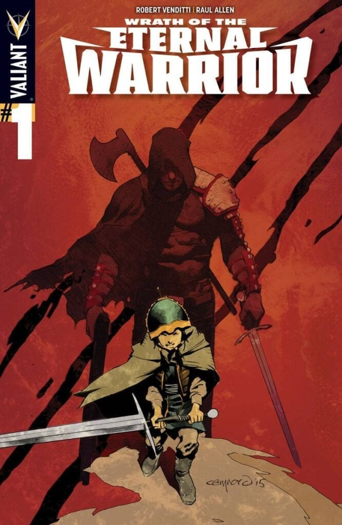Descargar Wrath of the Eternal Warrior comic
