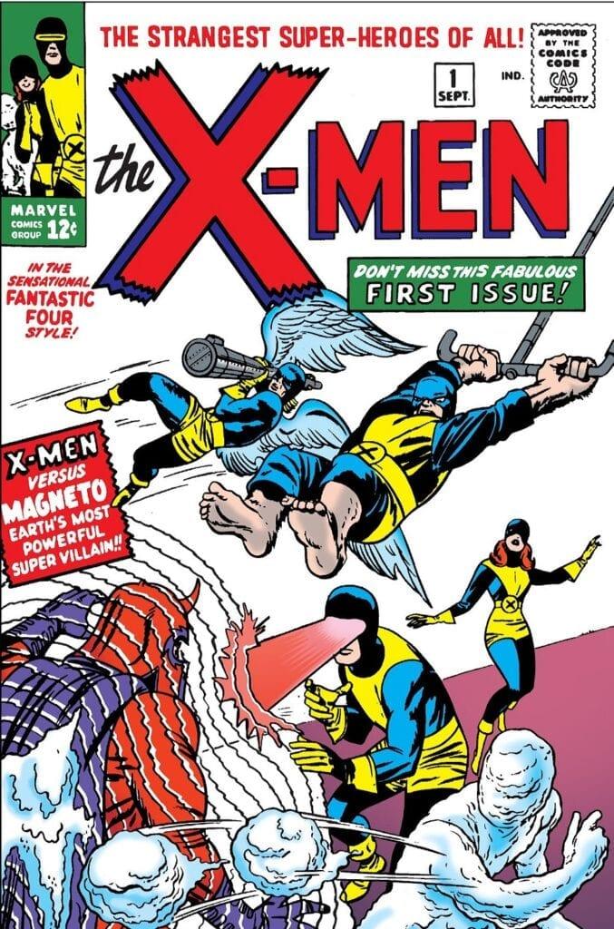 Descargar X Men Volumen 1 comic
