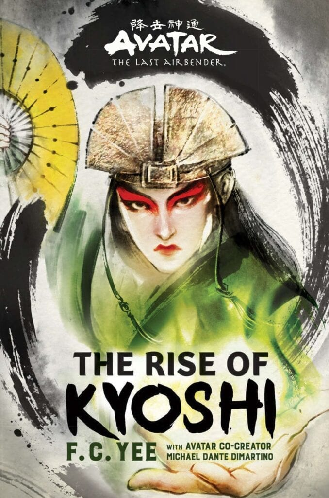Descargar avatar the last airbender the rise of kyoshi comic